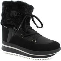 Chaussures Femme Bottines Antarctica ANT-CCC-5854-NE Nero
