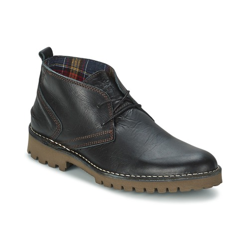Chaussures Homme Boots TBS MAXIME Noir