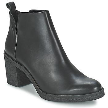 Bottines / Boots Miista KENDALL Noir 350x350