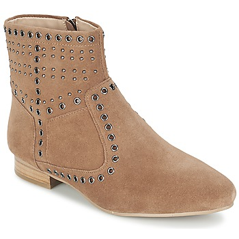 Bottines / Boots French Connection CHARLENE Tan 350x350