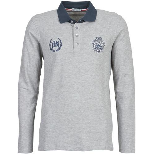 T-shirts & Polos Best Mountain TAGOUSTI Gris 350x350