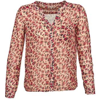Vêtements Femme Chemises manches longues Best Mountain AZARI Beige / Rouge