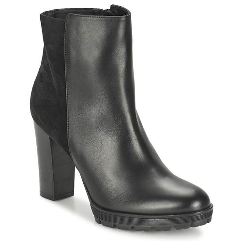 Bottines / Boots Nome Footwear CLAQUANTE Noir 350x350