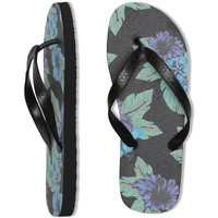 Chaussures Homme Tongs O'neill Profile Pattern Black