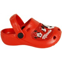 Chaussures Fille Mules Disney Minnie Mouse 2301-1119 Rojo