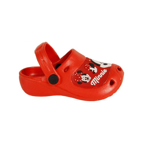 Chaussures Fille Mules Minnie Mouse 2301-1119 Rojo