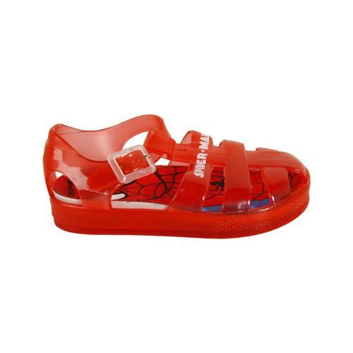 Chaussures Garçon Sandales et Nu-pieds Spiderman 2301-1142 Rojo