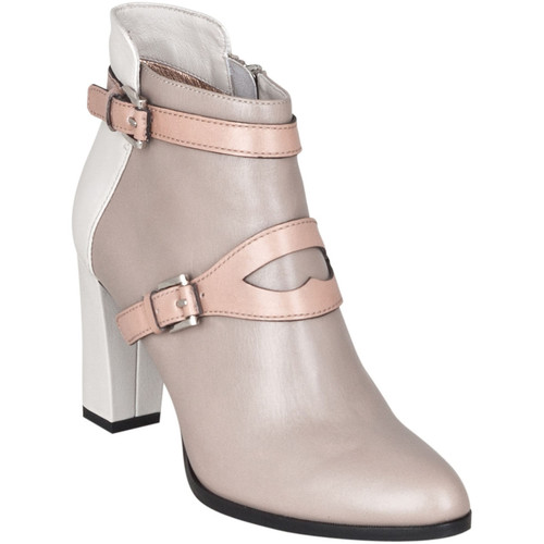 Chaussures Femme Bottines Kesslord ODEON JAZZ_CA_BM Beige