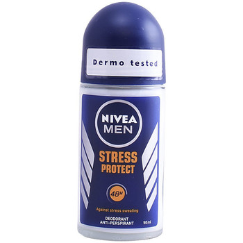 Beauté Homme Déodorants Nivea Men Stress Protect Deo Roll-on  50 ml