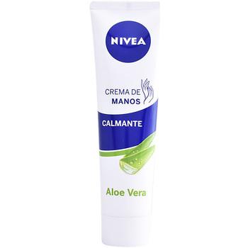 Beauté Soins mains et pieds Nivea Aloe Vera Crema Manos Calmante