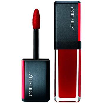 Beauté Femme Rouges à lèvres Shiseido Lacquerink Lipshine 307-scarlet Glare 6 ml