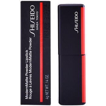 Beauté Femme Rouges à lèvres Shiseido Modernmatte Powder Lipstick 510-night Life 4 Gr 4 g