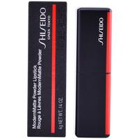 Beauté Femme Rouges à lèvres Shiseido Modernmatte Powder Lipstick 523-majo 4 Gr 4 g