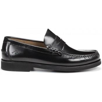 Chaussures Homme Mocassins Fluchos Stamford F0047 Noir Noir