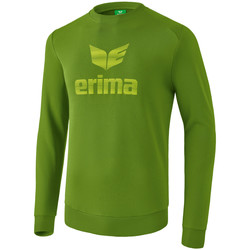 Vêtements Homme Sweats Erima Sweat-shirt  essential à logo vert
