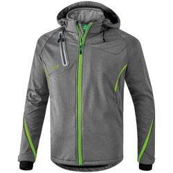 Vêtements Homme Vestes de survêtement Erima Veste  softshell fonction gris/vert