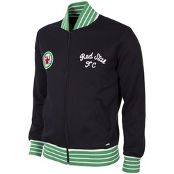 Vêtements Homme Sweats Copa Football Sweatshirt zippé Red Star FC 1963 noir/vert/blanc