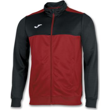 Vêtements Garçon Vestes de survêtement Joma Veste junior  Winner rouge/noir