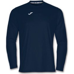 Vêtements Homme T-shirts manches longues Joma Maillot manches longues  Combi marine