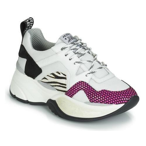 Basses Meline Baskets BlancNoir Femme Chaussures Argagali UqzMVSpG
