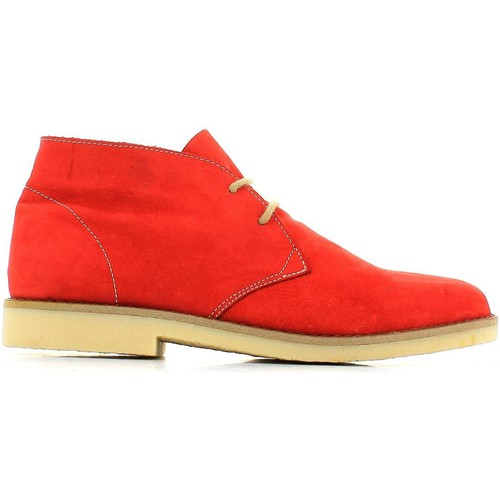 Chaussures Femme Boots Grace Shoes 1000 Ankle Femmes Rouge Rouge