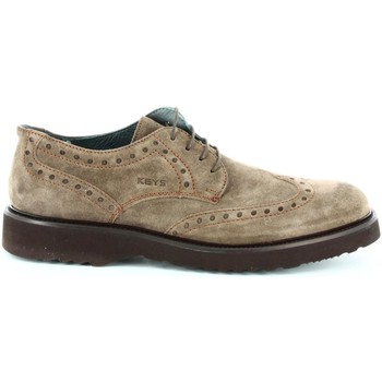 Chaussures Homme Derbies Keys 3456 Richelieus Man Taupe Taupe