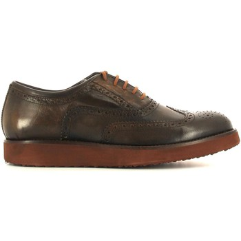Chaussures Homme Derbies Lion 10961 Richelieus Man Tan Tan