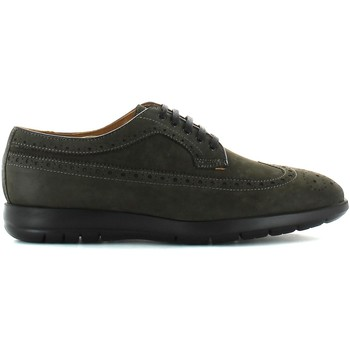 Chaussures Homme Derbies Marco Ferretti 110577 2140 Richelieus Man Anthracite Anthracite