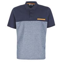 Vêtements Homme Polos manches courtes Casual Attitude JACOBI Marine / Gris