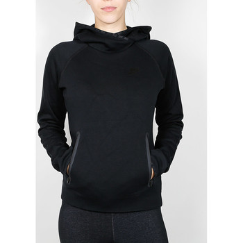Vêtements Femme Sweats Nike Nike Wmns Tech Fleece Funnel Hoodie 38