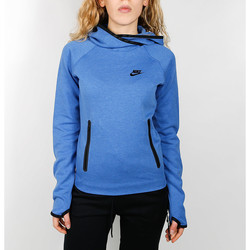 Vêtements Femme Sweats Nike Nike Wmns Tech Fleece Funnel Hoodie 19