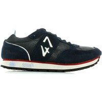 Chaussures Homme Baskets basses Wrangler WM141151 Sneakers Man Navy Navy