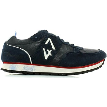 Chaussures Homme Baskets basses Wrangler WM141151 Sneakers Man Navy