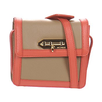 Sacs Femme Pochettes / Sacoches MySuelly MONCTON Taupe / Corail