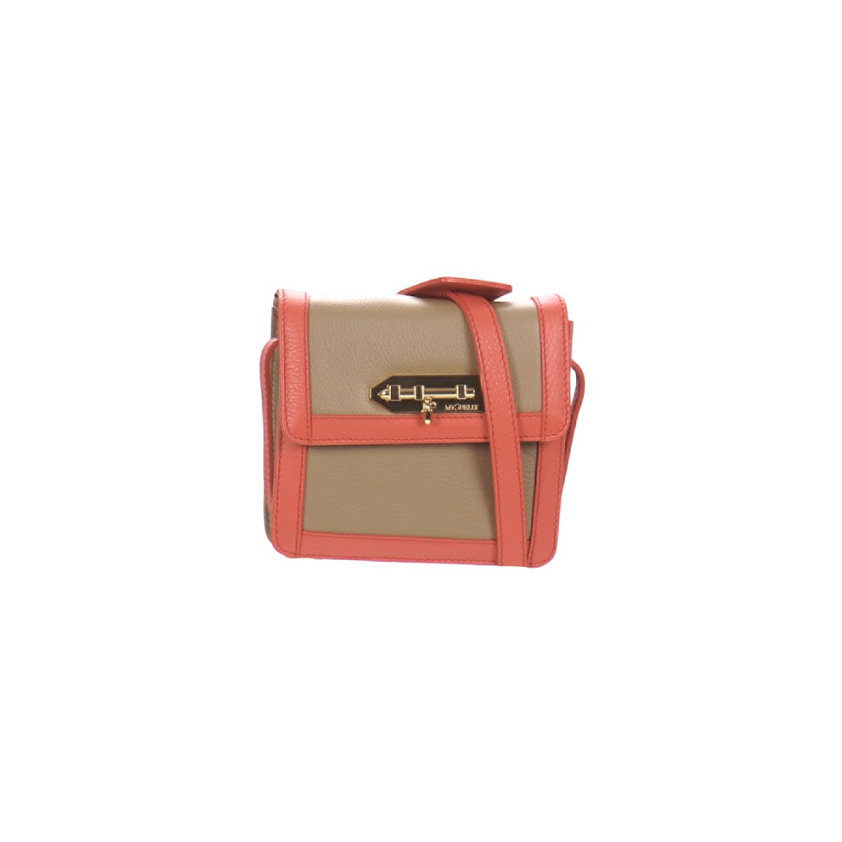 MySuelly MONCTON Taupe / Corail