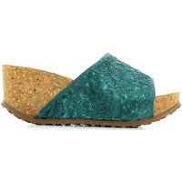 Chaussures Femme Mules Veronica S. Veronica s. 818453 Sandales Femmes Turquoise Turquoise