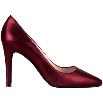 Chaussures Femme Escarpins Mz Made For Petite Rita Star Rouge