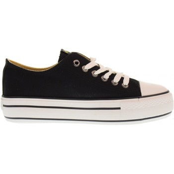 Chaussures Femme Baskets basses MTNG  Nero
