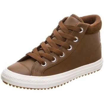 Chaussures Garçon Baskets montantes Converse ctas pc boot - hi lt chesnut