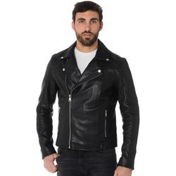 Vêtements Homme Vestes en cuir / synthétiques Cityzen DRACO BLACK Noir