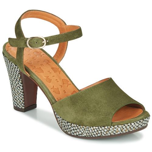 Chaussures Femme Sandales et Nu-pieds Chie Mihara ERICK Vert
