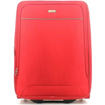 Sacs Valises Souples Roncato 422801 Grand trolley Bagages Rouge Rouge