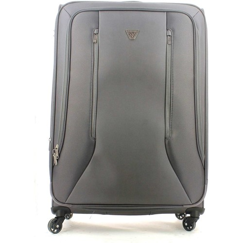 Sacs Valises Souples Roncato 414072 Trolley moyen 4 roulettes Bagages Anthracite Anthracite