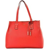 Sacs Femme Cabas / Sacs shopping Guess Sac Cabas Femme VG711424 FORTUNE Rouge 8