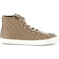 Chaussures Femme Baskets montantes Geox D34A1B 000BC Sneakers Femmes Taupe Taupe