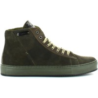 Chaussures Homme Baskets montantes Gaudi V42 60587 Sneakers Man Camuflage/peltro Camuflage/peltro