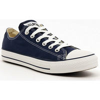 Chaussures Baskets basses Converse ALL STAR OX NAVY Multicolore
