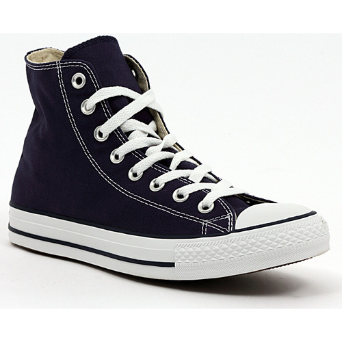 Chaussures Baskets montantes Converse ALL STAR HI NAVY Multicolore