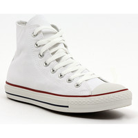 Chaussures Homme Baskets montantes Converse ALL STAR HI  OPTICAL WHITE Multicolore