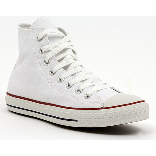 converse all white homme